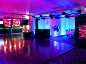 Hotel - sala