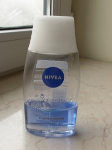 NIVEA dwufazowy płyn do demakijażu oczu -recenzja